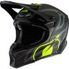 Oneal 10 Series Carbon Race Motocross Helmet Thumbnail 3