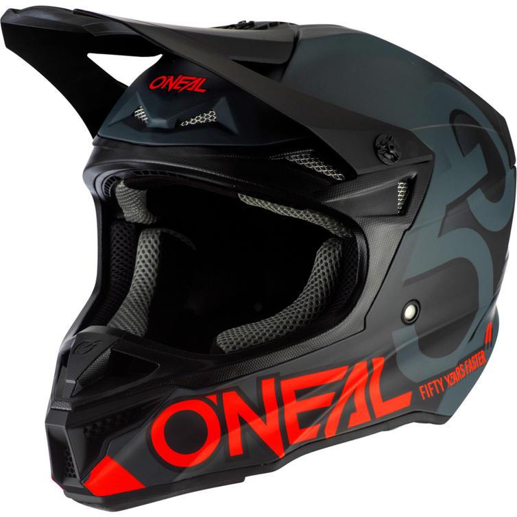 Oneal 5 Series Polyacrylite Five Zero Motocross Helmet