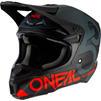 Oneal 5 Series Polyacrylite Five Zero Motocross Helmet Thumbnail 2