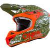 Oneal 5 Series Polyacrylite HR Motocross Helmet Thumbnail 6