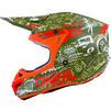 Oneal 5 Series Polyacrylite HR Motocross Helmet Thumbnail 10