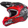 Oneal 5 Series Polyacrylite HR Motocross Helmet Thumbnail 5