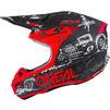 Oneal 5 Series Polyacrylite HR Motocross Helmet Thumbnail 9