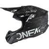 Oneal 5 Series Polyacrylite HR Motocross Helmet Thumbnail 7