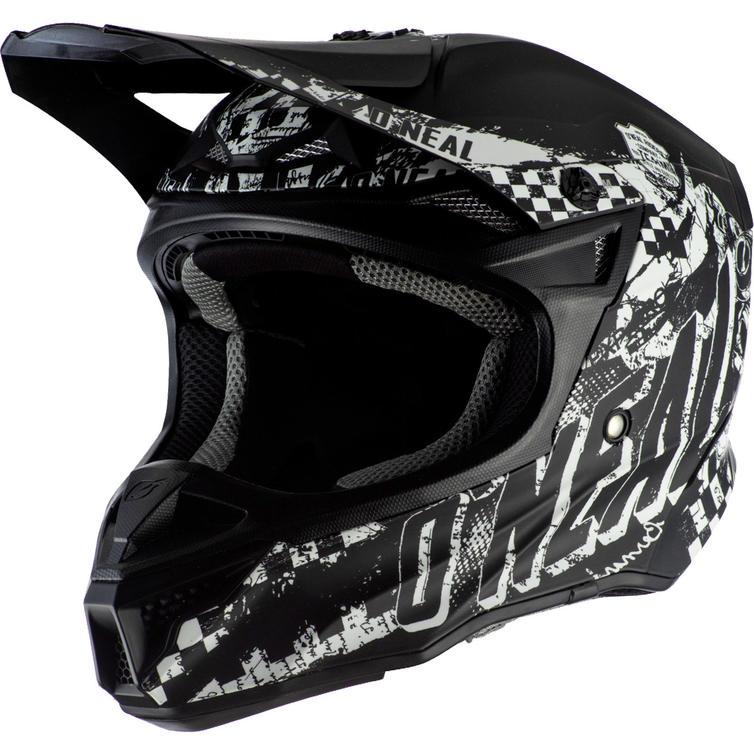 Oneal 5 Series Polyacrylite Rider Motocross Helmet