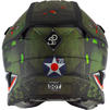 Oneal 5 Series Polyacrylite Warhawk Motocross Helmet Thumbnail 6