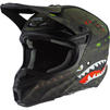 Oneal 5 Series Polyacrylite Warhawk Motocross Helmet Thumbnail 3