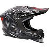 Oneal 8 Series Synthy Motocross Helmet Thumbnail 3