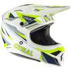 Oneal 3 Series Triz Motocross Helmet Thumbnail 6