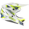 Oneal 3 Series Triz Motocross Helmet Thumbnail 12