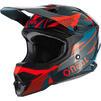 Oneal 3 Series Triz Motocross Helmet Thumbnail 5