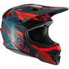 Oneal 3 Series Triz Motocross Helmet Thumbnail 8