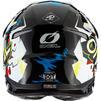Oneal 3 Series Villain 2.0 Motocross Helmet Thumbnail 10