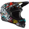 Oneal 3 Series Rancid 2.0 Motocross Helmet Thumbnail 4