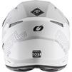 Oneal 3 Series Flat 2.0 Motocross Helmet Thumbnail 9