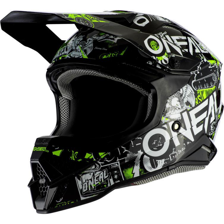 Oneal 3 Series Attack 2.0 Motocross Helmet