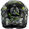 Oneal 3 Series Attack 2.0 Motocross Helmet Thumbnail 6
