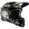 Oneal 3 Series Attack 2.0 Motocross Helmet Thumbnail 4