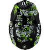Oneal 3 Series Attack 2.0 Motocross Helmet Thumbnail 5