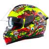 Oneal Challenger Crank Motorcycle Helmet Thumbnail 3