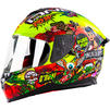 Oneal Challenger Crank Motorcycle Helmet Thumbnail 7