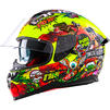 Oneal Challenger Crank Motorcycle Helmet & Visor Thumbnail 4