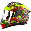 Oneal Challenger Crank Motorcycle Helmet & Visor Thumbnail 8