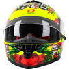 Oneal Challenger Crank Motorcycle Helmet & Visor Thumbnail 10