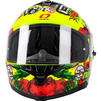 Oneal Challenger Crank Motorcycle Helmet & Visor Thumbnail 12