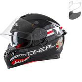 Oneal Challenger Wingman Motorcycle Helmet & Visor