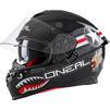 Oneal Challenger Wingman Motorcycle Helmet & Visor Thumbnail 4