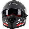 Oneal Challenger Wingman Motorcycle Helmet & Visor Thumbnail 6