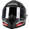 Oneal Challenger Wingman Motorcycle Helmet & Visor Thumbnail 7