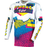 Oneal Mayhem 2020 Crackle 91 Motocross Jersey