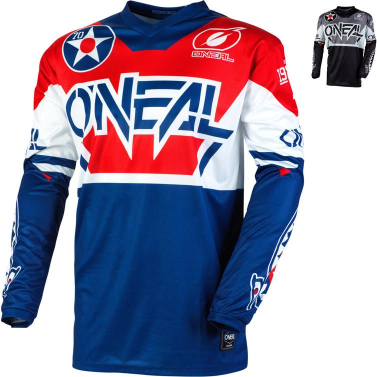 Oneal Element 2020 Warhawk Motocross Jersey