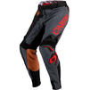 Oneal Prodigy 2020 Five Zero Motocross Jersey & Pants Black Neon Red Kit Thumbnail 5