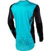 Oneal Hardwear 2020 Reflexx Motocross Jersey & Pants Black Teal Kit Thumbnail 6