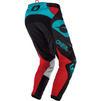 Oneal Hardwear 2020 Reflexx Motocross Jersey & Pants Black Teal Kit Thumbnail 7