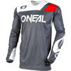 Oneal Hardwear 2020 Reflexx Motocross Jersey & Pants Grey White Kit Thumbnail 4