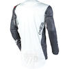 Oneal Hardwear 2020 Reflexx Motocross Jersey & Pants Grey White Kit Thumbnail 6