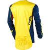 Oneal Hardwear 2020 Reflexx Motocross Jersey & Pants Blue Yellow Kit Thumbnail 6
