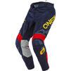 Oneal Hardwear 2020 Reflexx Motocross Jersey & Pants Blue Yellow Kit Thumbnail 5