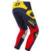 Oneal Hardwear 2020 Reflexx Motocross Jersey & Pants Blue Yellow Kit Thumbnail 7