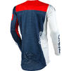 Oneal Airwear 2020 Freez Motocross Jersey & Pants Grey Blue Red Kit Thumbnail 6