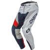Oneal Airwear 2020 Freez Motocross Jersey & Pants Grey Blue Red Kit Thumbnail 5