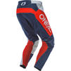 Oneal Airwear 2020 Freez Motocross Jersey & Pants Grey Blue Red Kit Thumbnail 7