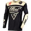 Oneal Mayhem 2020 Reseda Motocross Jersey & Pants Black Beige Kit Thumbnail 4
