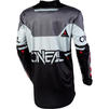 Oneal Element 2020 Warhawk Motocross Jersey & Pants Black Grey Kit Thumbnail 6