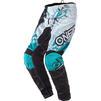 Oneal Element 2020 Impact Motocross Jersey & Pants Black Teal Kit Thumbnail 5