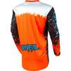 Oneal Element 2020 Impact Motocross Jersey & Pants Black Orange Kit Thumbnail 6
